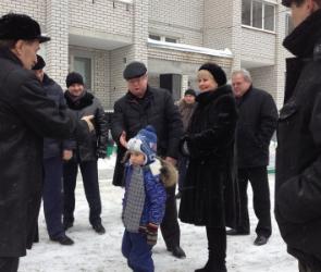 Сергей Степашин рассказал о переселении воронежцев из аварийных домов (ФОТО)
