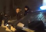 «Еле теплый» сотрудник уголовного розыска спровоцировал ДТП в Воронеже (ВИДЕО)