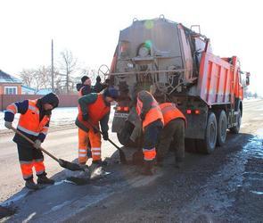 Автолюбителей Воронежа предупреждают о ремонте трасс