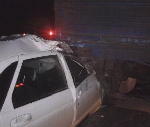 Массовая авария  на трассе М-4 Дон в Воронежской области: есть погибшие (ФОТО)