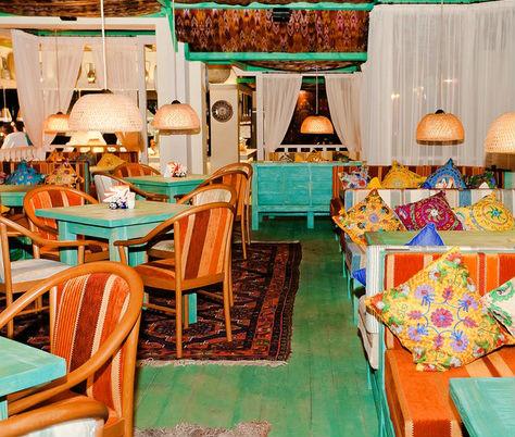 Девичник портала 36on «Против женской усталости» пройдет в ресторане «Бахор»