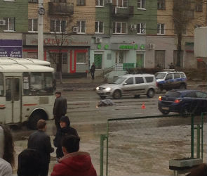 На Ленинском проспекте автобус №65 насмерть сбил пенсионерку (ФОТО)