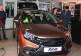 В «Воронеж-Авто-Сити» стартовали продажи LADA XRAY