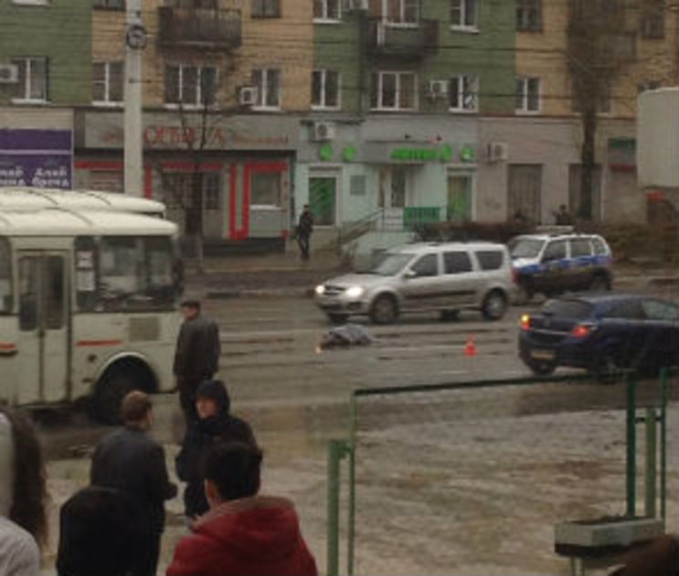 Под колесами автобуса №65 погибла пропавшая в Воронеже пенсионерка