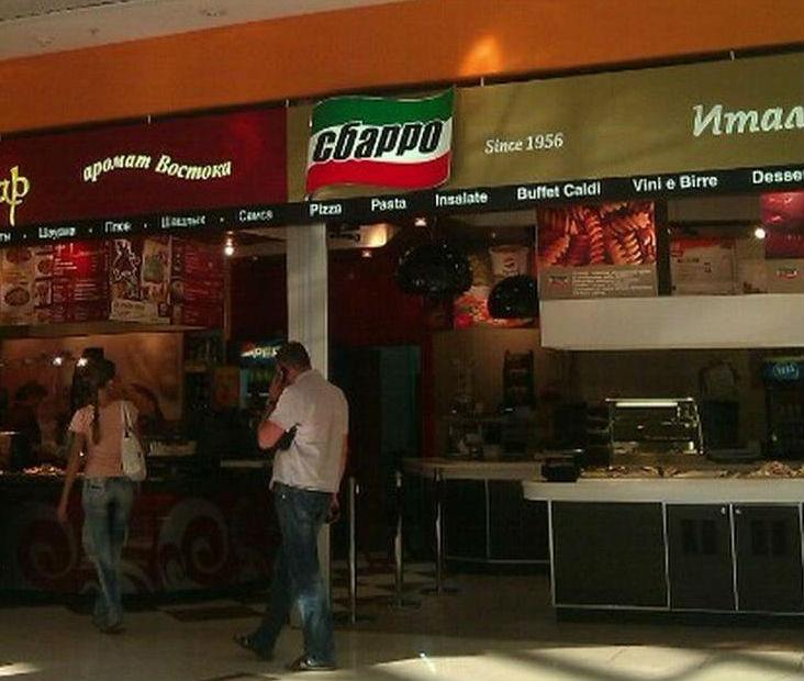 В воронежском ресторане «Сбарро» не справились со своими тараканами