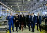 Промышленность Воронежской области получила высокую оценку федеральной власти