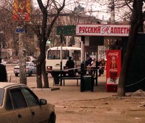 На остановке в центре Воронежа искали бомбу в бесхозной сумке ФОТО