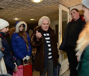 Куклачев в Воронеже отругал юных дрессировщиков, требуя закрыть театр зверей