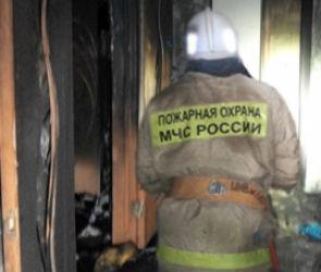 В Воронеже из горящей многоэтажки спасли шесть человек (ФОТО)