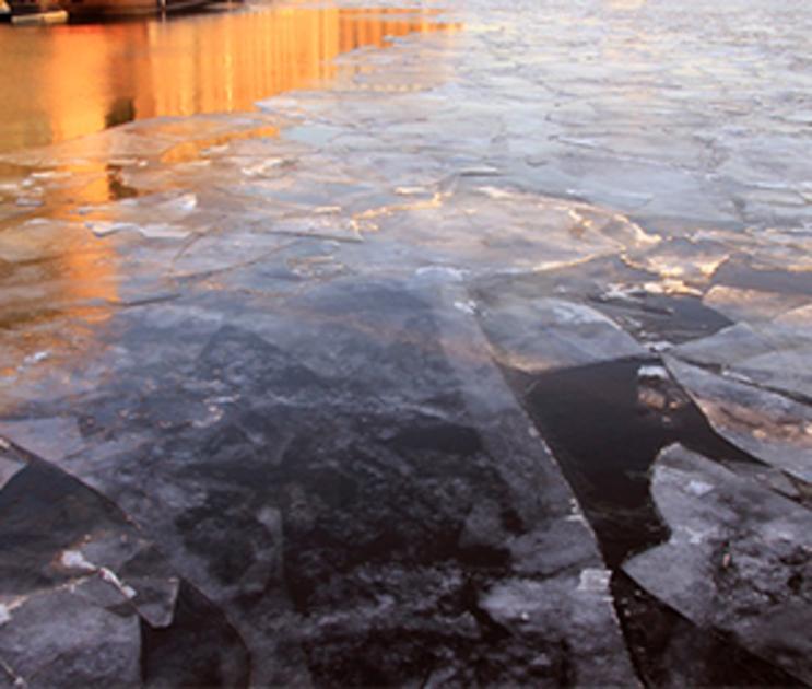 В Воронеже погиб рыбак, провалившийся под лед