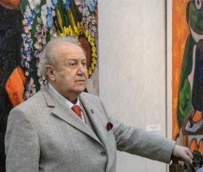 Зураб Церетели приехал на свою выставку в Воронеж (ФОТО)