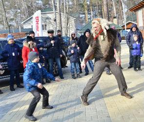 Портал 36on организовал для отцов и детей таежный weekend  (ФОТО)
