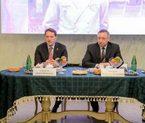 Александр Беглов высоко оценил успехи Воронежской области во всех отраслях