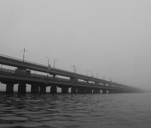 Воронежец в день 8 марта прыгнул с Северного моста