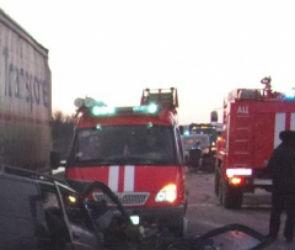 Под Воронежем водитель погиб, пытаясь оказать помощь пострадавшим в ДТП