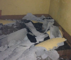 В Воронеже в подъезде дома взорвался мусоропровод: есть пострадавшие