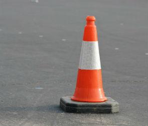 До конца недели на въезде в Воронеж ремонтируется трасса