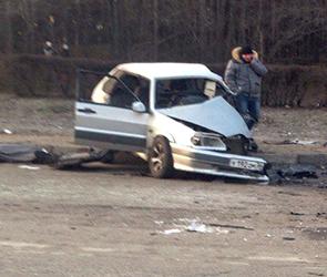 В Воронеже в ДТП на Южно-Моравской погиб 25-летний водитель ВАЗа (ФОТО)