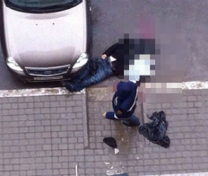 Воронежец выбросился с балкона многоэтажки на Перевёрткина (ФОТО)