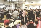 На кастинг в спортивное реалити-шоу 36on выстроилась огромная очередь (ФОТО)