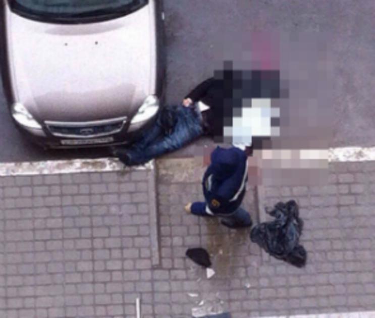 С балкона многоэтажки на Переверткина спрыгнул 22-летний воронежец