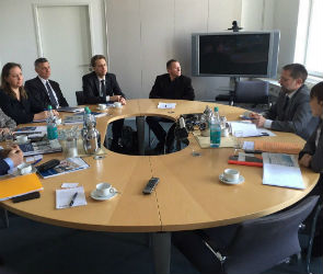 Власти Германии и Воронежской области планируют совместные проекты