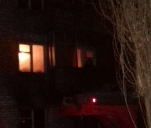 Очевидцы пожара в Нововоронеже: «Люди на пятом этаже кричали, что задыхаются»