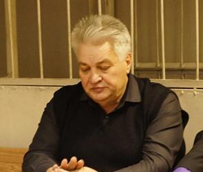 Осужденный за миллионные взятки Александр Трубников сообщил о тяжкой болезни