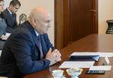 Алексей Гордеев встретился с замминистра сельского хозяйства РФ