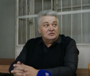 Бывший главный дорожник области Александр Трубников взят под стражу в зале суда