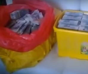 Жена Трубникова не смогла отсудить половину найденных в мешках 134 млн рублей