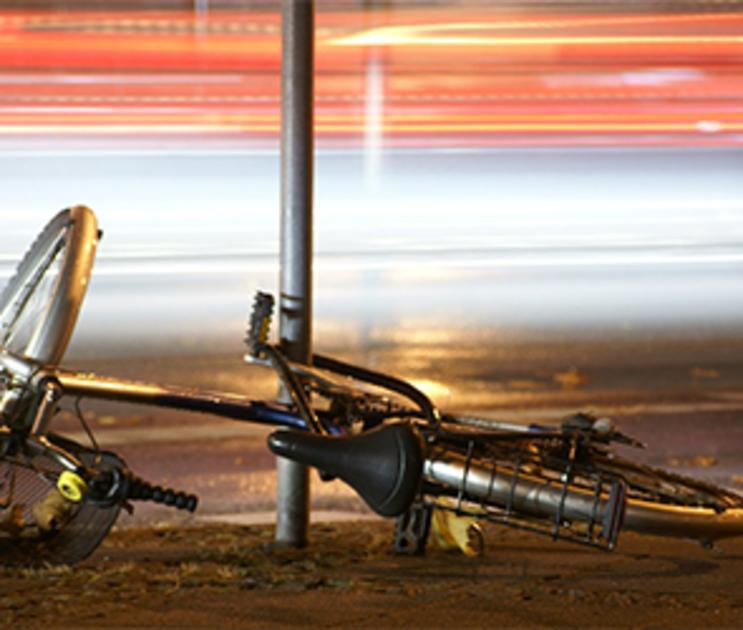 В Воронеже молодой водитель сбил 13-летнего велосипедиста