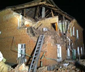 Под  Воронежем  из-за взрыва газа обрушился жилой дом: есть жертвы (ФОТО)