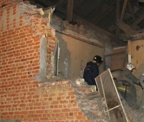 Причины взрыва газа в Воронежской области устанавливают следователи