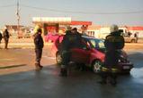 На улице Миронова столкнулись три машины - есть пострадавшие (ФОТО)