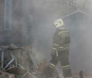 Спасатели завершили разбор завалов в селе Курбатово (ФОТО, ВИДЕО)