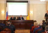 Неизвестные «уволили» мэра Воронежа Александра Гусева