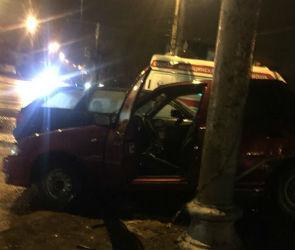 В ночном ДТП в Воронеже пострадала чернокожая девушка  (ФОТО)