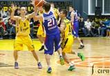Воронежские баскетболисты с крупным счетом проиграли курянам