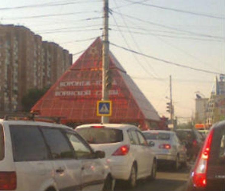 На Московском проспекте перекроют две полосы движения почти на месяц
