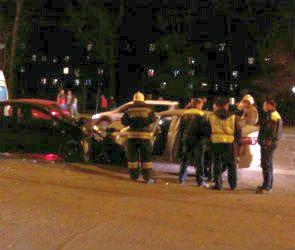 Стали известны подробности тройного ДТП, устроенного пьяной автоледи у Мехзавода