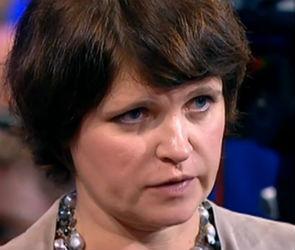 Авдотья Смирнова привела в пример Воронежскую область на «Прямой линии» Путина