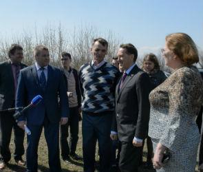 Гордеев: «Социальную инфраструктуру Терновского района будем развивать и дальше»