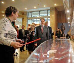 Алексей Гордеев на время передаст Музею-диораме свой орден Александра Невского