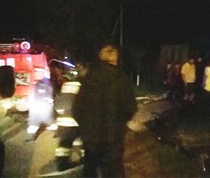 Под Воронежем в страшном ДТП разбился 36-летний полицейский на своей машине