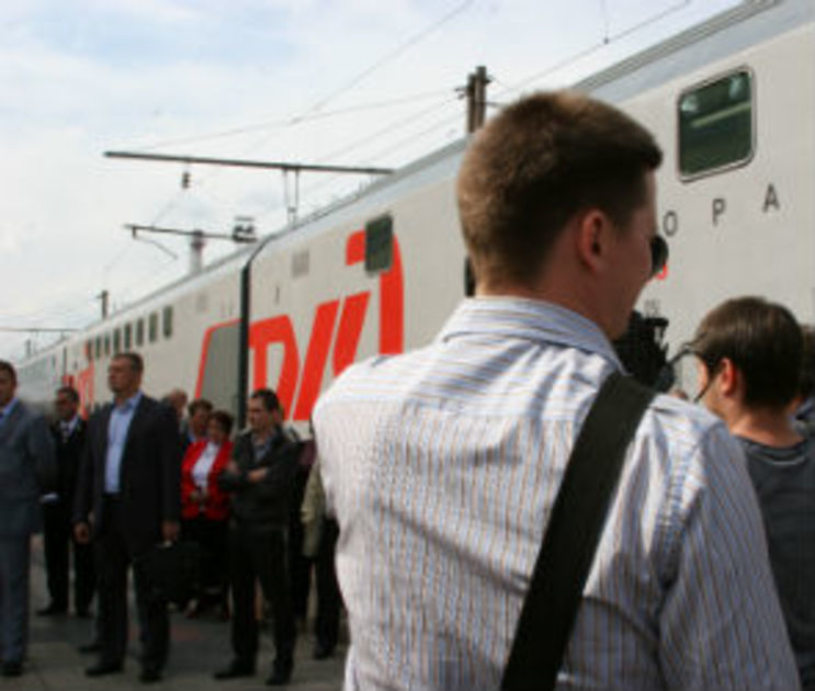Санкт-Петербург, Воронеж и Адлер свяжет двухэтажный поезд