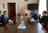 Замдиректора ВГТРК считает, что Воронежской области повезло с губернатором