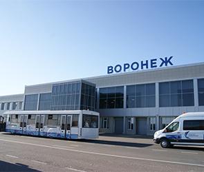 Международный аэропорт Воронежа приобрел федеральное значение