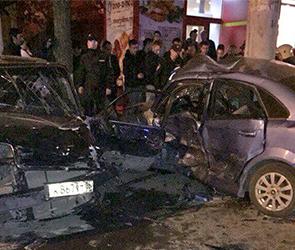 Пьяный воронежец на «Ауди» устроил массовое ДТП с четырьмя пострадавшими (ФОТО)