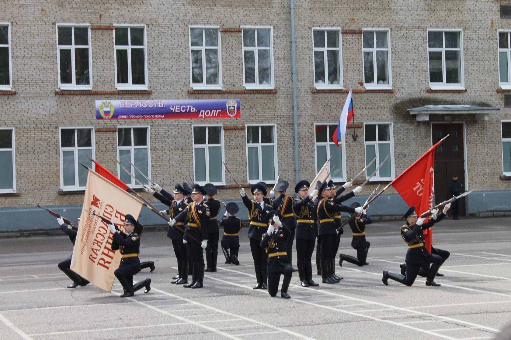 Воронежские Кремлёвцы пост не сдают